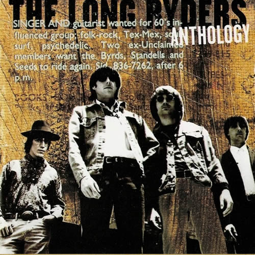 The Long Ryders Anthology - Polygram Records 314 558 280
