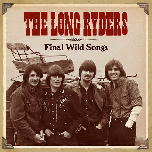 Availible Now on Cherry Red Records - Final Wild Songs