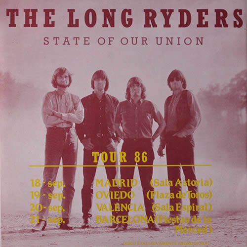 State Of Our Union Tour single