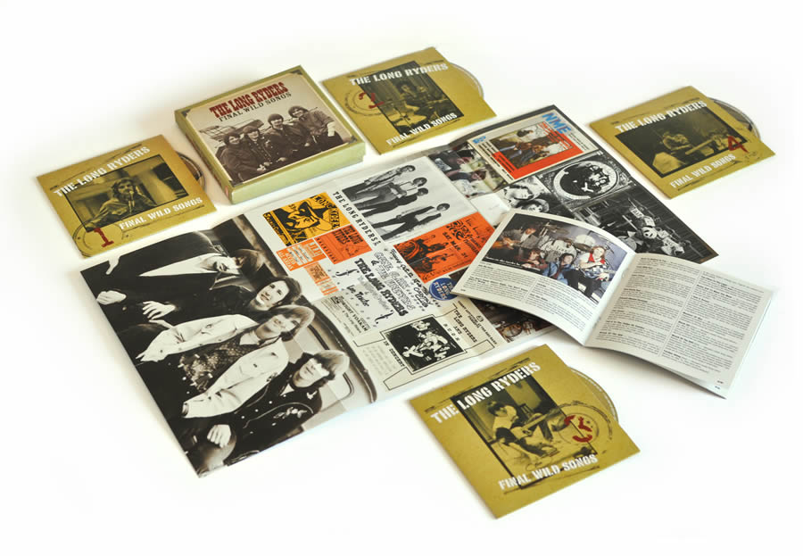 Final Wild Songs Box Set Package