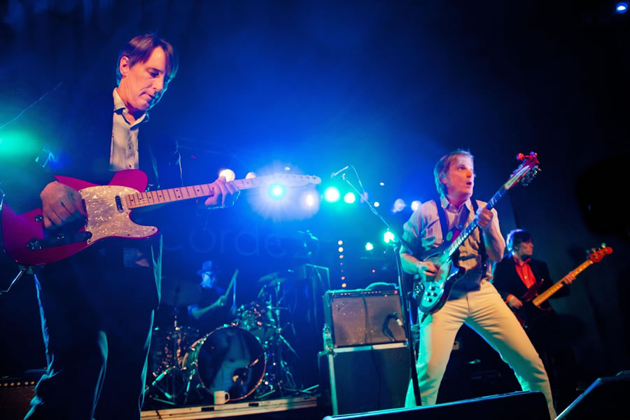 The Long Ryders by Paul Slattery