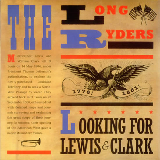 Looking For Lewis And Clark Single
