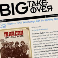 The Big Takeover Review of Final Wild Songs