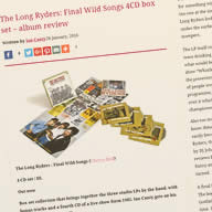 Louder Than War Review of Final Wild Songs