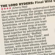 Scotland Daily Express Review of Final Wild Songs