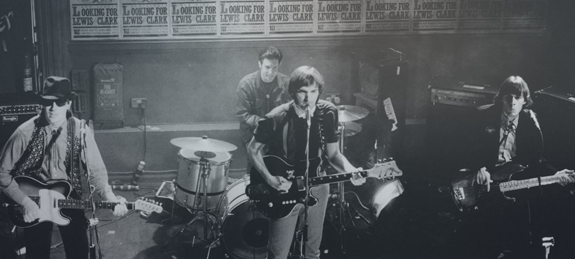 They unwittingly invented Americana<br>but seldom receive credit for it