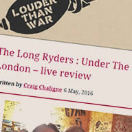 Louder Than War Final Wild Sons Tour Review